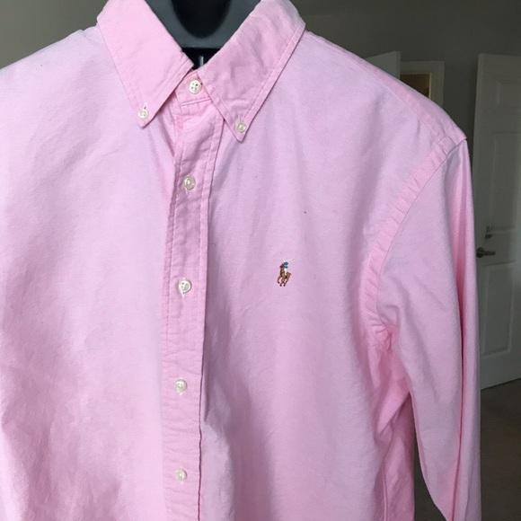Men's Polo by Ralph Lauren Button Down Dress Shirt